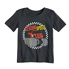 Toddler Boy Jumping Beans® Blaze & The Monster Machines 'Blazing Speed' Graphic Tee