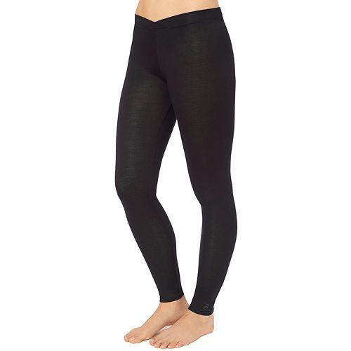 Women's Cuddl Duds Softwear Tall Leggings
