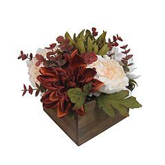 SONOMA Goods for Life™ Rustic Artificial Flower Table Decor
