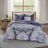 Intelligent Design Skye Boho Coverlet Set