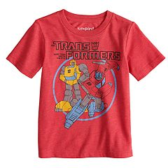 Toddler Boy Jumping Beans® 'Transformers' Graphic Tee