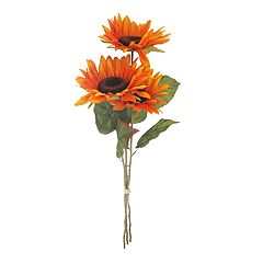 SONOMA Goods for Life™ Artificial Sunflower Stem Filler Decor
