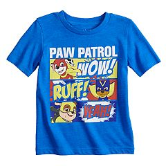 Toddler Boy Jumping Beans® Paw Patrol 'Wow! Ruff! Yeah!' Comic Panels Graphic Tee