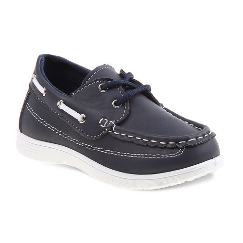 Josmo Boys' Boat Shoes