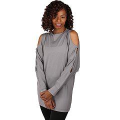 Women's Soybu Peek Long Sleeve Tunic
