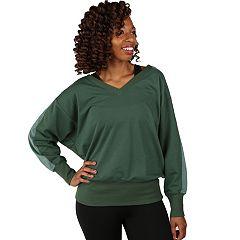Women's Soybu Solitude Dolman Long Sleeve Sweatshirt