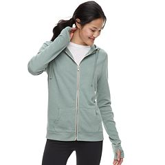 Juniors' SO® Zip-Up Hoodie