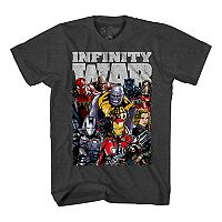 Boys 8-20 Marvel Comics Infinity War Tee