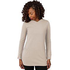 Women's Soybu Dwell 2-pocket Long Sleeve Tunic