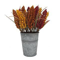 SONOMA Goods for Life™ Artificial Tri-Color Lavender Bucket Table Decor
