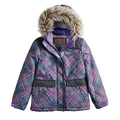 Girls 7-16 Free Country Heavyweight Boarder Jacket