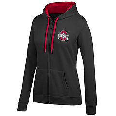 Women's Ohio State Buckeyes Essential Full-Zip Hoodie