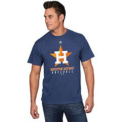 Men's Majestic Houston Astros Game Fundamentals Tee