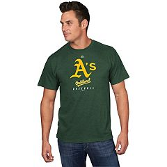 Men's Majestic Oakland Athletics Game Fundamentals Tee