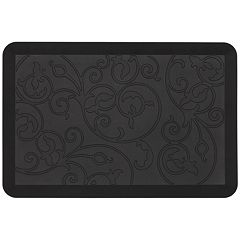 Food Network™ Ultra Comfort Tavertine Scroll Kitchen Mat