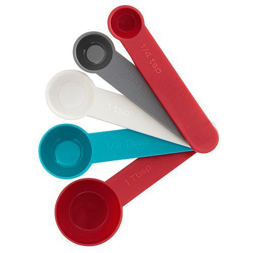 Food Network™ Magnetic Measuring Spoon Set