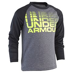 Toddler Boy Under Armour Raglan Graphic Tee
