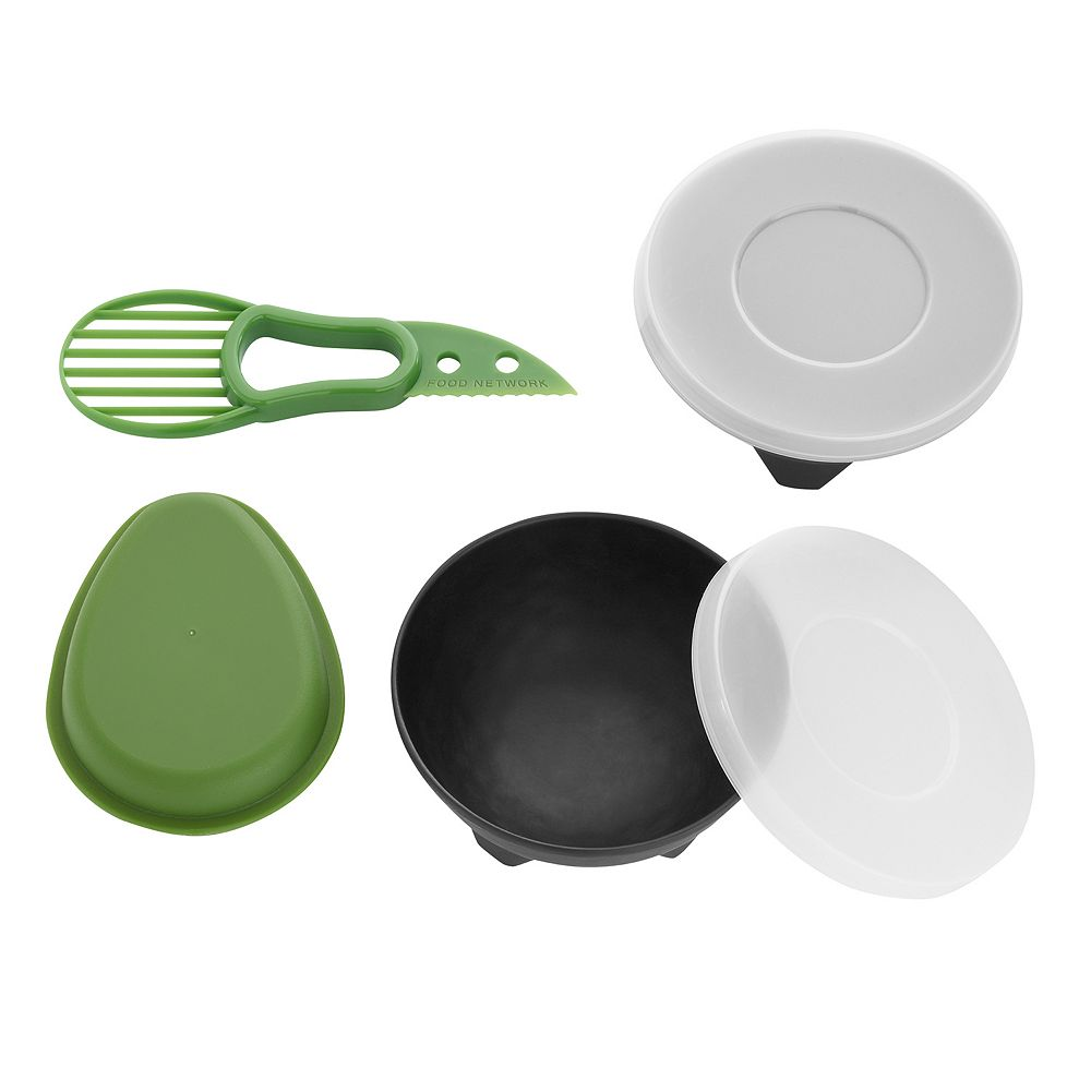 Food Network™ 4-pc. Prep & Serve Avocado Set