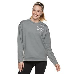 Women's Nike Therma Graphic Fleece Training Top