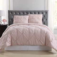 Truly Soft Pleated Comforter Set