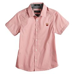 Boys 8-20 Eighty Eight Button-Down Woven Shirt
