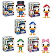 Funko POP! Disney's DuckTales Collectors Set: Scrooge McDuck, Huey, Dewey, Louie & Webby