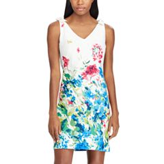 Women's Chaps Floral Shift Dress