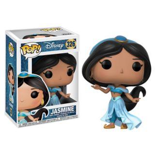 Funko POP! Disney Princess Collectors Set 2: Mulan, Merida, Aurora & Jasmine