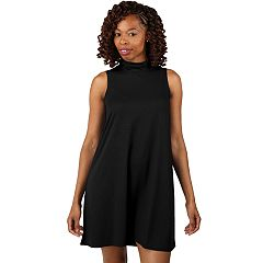 Women's Soybu Frolic Mock Neck Dress