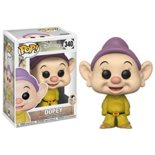 Funko POP! Disney's Snow White Collectors Set: Snow White, Dopey & Witch