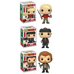 Funko POP! Movies Home Alone Collectors Set: Kevin, Harry & Marv