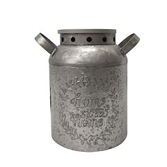 SONOMA Goods for Life™ 'Home Sweet Home' Galvanized Bucket Wax Melt Warmer