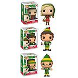 Funko POP! Movies Elf Collectors Set: Jovie, Papa Elf, Buddy the Elf w/ Syrup