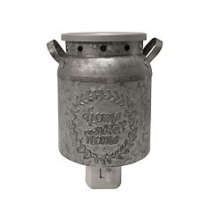 SONOMA Goods for Life™ 'Home Sweet Home' Bucket Outlet Wax Melt Warmer