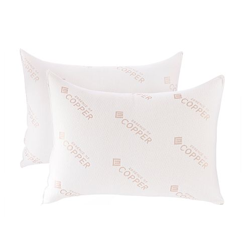 Essence of Copper Knit 2-pack Bed Pillows