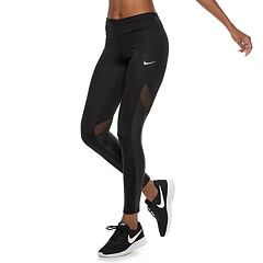 Women's Nike Mid-Rise Running Leggings