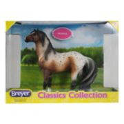 Breyer Classics Bay Appaloosa Mustang Horse