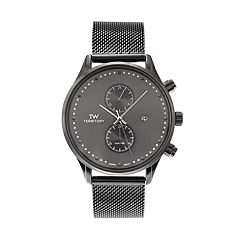 Territory Men's Stainless Steel Mesh Watch - KH-TW-24562-GUN-GUN