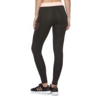 Women's adidas Alphaskin Sport Mid-Rise Long Leggings