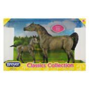 Breyer Classics Arabian Horse & Foal Set