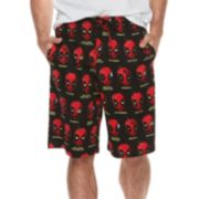 Men's Marvel Deadpool Jams Shorts