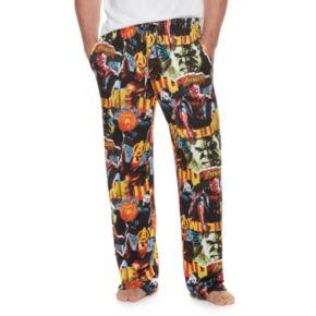Men's Marvel Character Mash Up Lounge Pants