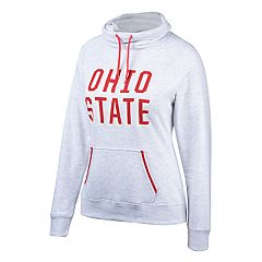 Women's Ohio State Buckeyes Day Break Fleece Hoodie