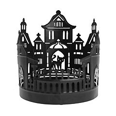 SONOMA Goods for Life™ Large Haunted House Candle Jar Holder