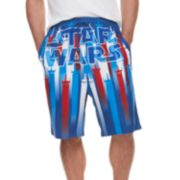 Men's Star Wars Americana Fly 1 Jams Shorts