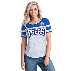 Women's Philadelphia 76ers Space-Dyed Tee
