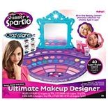 Cra-Z-Art Shimmer 'N Sparkle Crazy Lights Ultimate Make Up Designer Kit