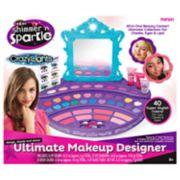 Cra-Z-Art Shimmer 'N Sparkle Crazy Lights Ultimate Make Up Designer Kit