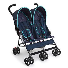 Delta Children DX Side by Side Double Stroller