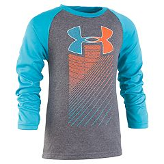 Toddler Boy Under Armour Rising Bog Logo Graphic Tee